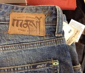 Mavi jeans - in Tibetan