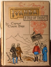 More orientalist fantasy: noble explorers and scowling locals.